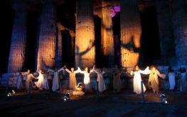 Teatro ai templi